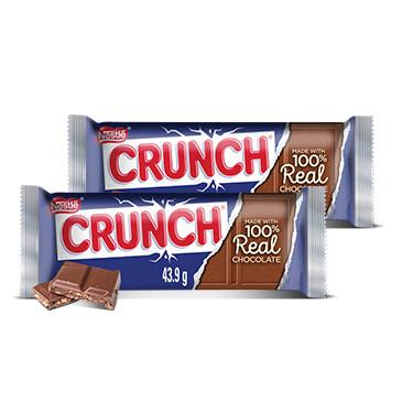 Chocolate - Crunch Single - 2x1.55oz