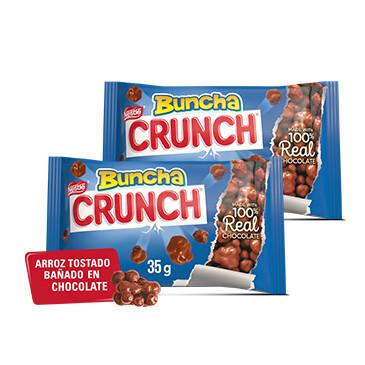 Bolsa Crunch Buncha - 2x35g