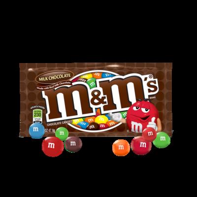 m&m's® Milk Chocolate - 47.9g
