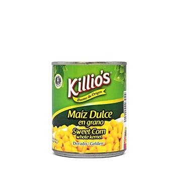 Maíz Dulce en grano Killio's® - 241 g