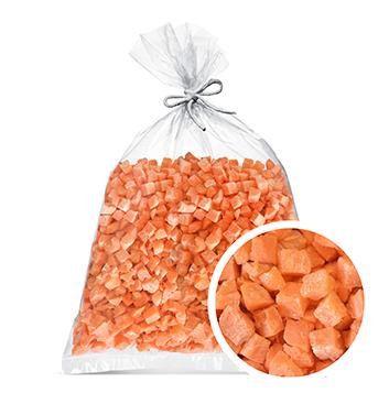 Zanahoria en Cuadritos Gofresh® - 5 Libras