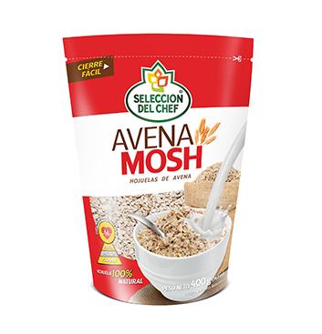 Avena Mosh Selección del Chef® - 400g