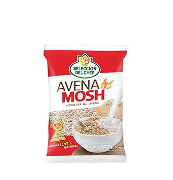 Avena Mosh Selección del Chef® - 200g