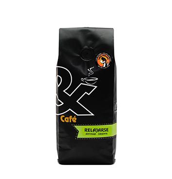 &Café Relajarse (Grano) - 400g