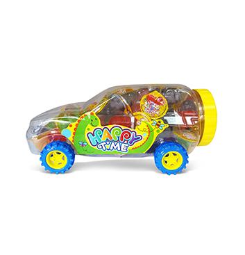 Mini Gelatinas Mini Fruity Gels® Carro Tradicional - 1500g