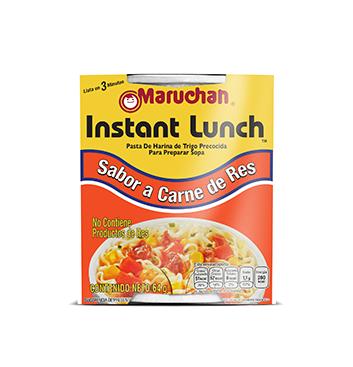 Sopa Maruchan® - Sabor a Carne de Res - 64g