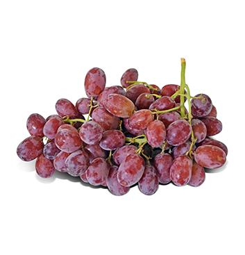 Uva roja sin semillas - 1 Libra