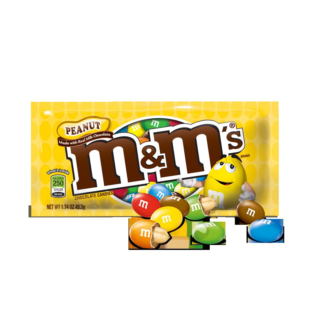 m&m's® Maní - 49.3g