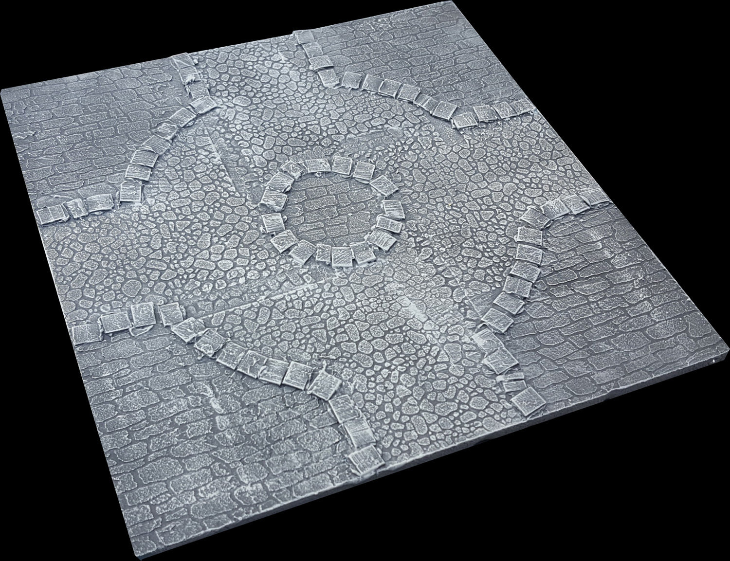 Extra Tiles - Roundabout Junction