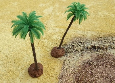 Magnetic Palm Trees Scale 20-28mm (2 pieces)