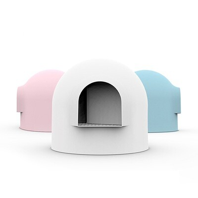 Pidan Igloo Cat Litter Box