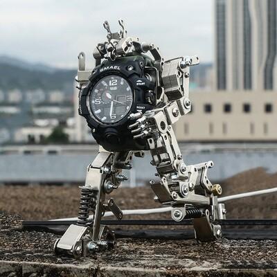 Time Machine Watch Stand