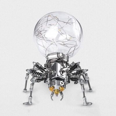 Mechanical Spider Night Light
