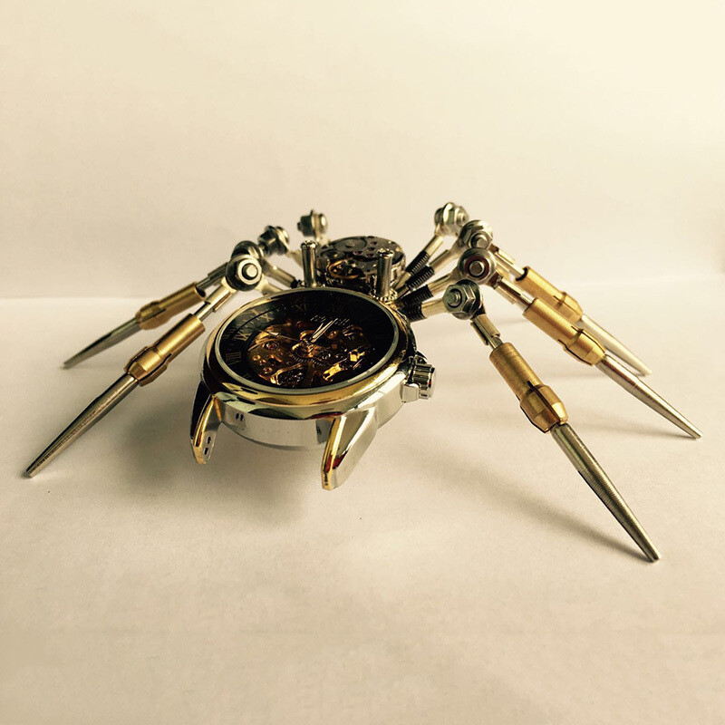 Mechanical Spider Watch