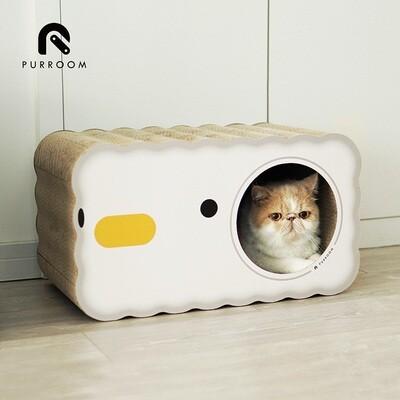 Little Chick Cat Scratcher Bed