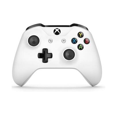 Xbox One Wireless Controller, White