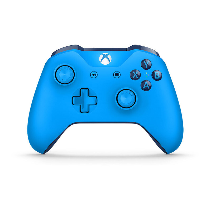 Xbox One Wireless Controller, Blue