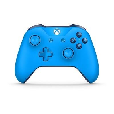 Xbox One Wireless Controller, Blue