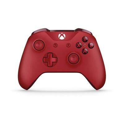 Xbox One Wireless Controller, Red
