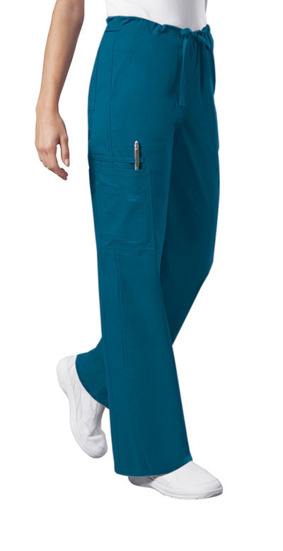 Pantalone Unisex CHEROKEE CORE STRETCH 4043 Colore Caribbean Blue