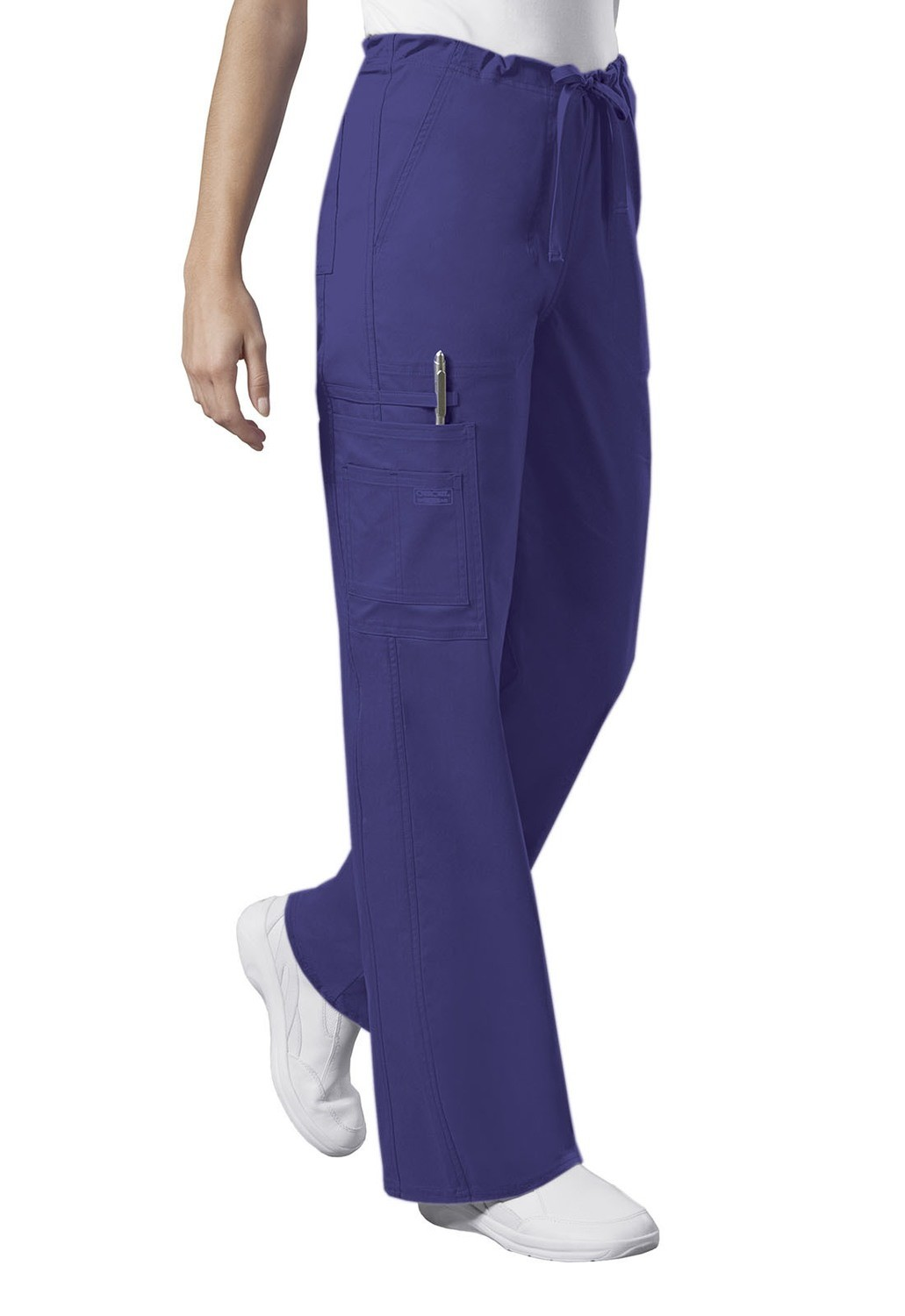Pantalone Unisex CHEROKEE CORE STRETCH 4043 Colore Grape