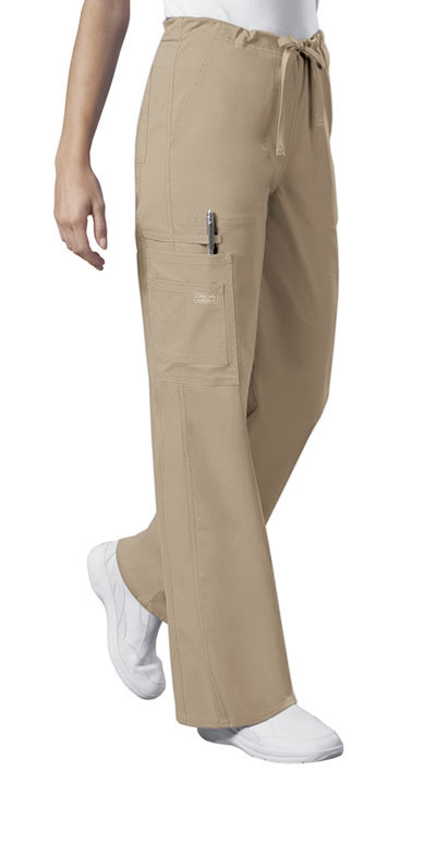 Pantalone Unisex CHEROKEE CORE STRETCH 4043 Colore Khaki