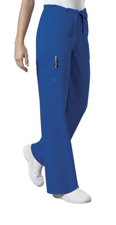 Pantalone Unisex CHEROKEE CORE STRETCH 4043 Colore Royal