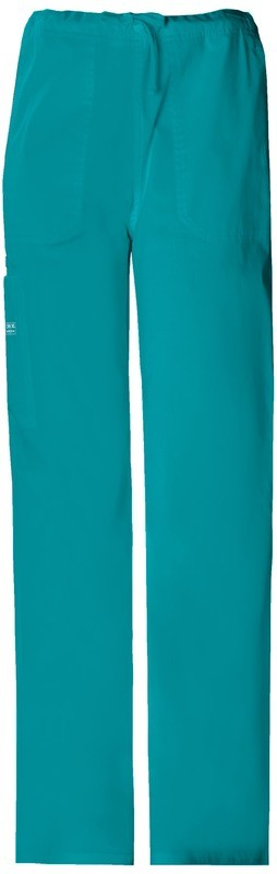 Pantalone Unisex CHEROKEE CORE STRETCH 4043 Colore Teal Blue