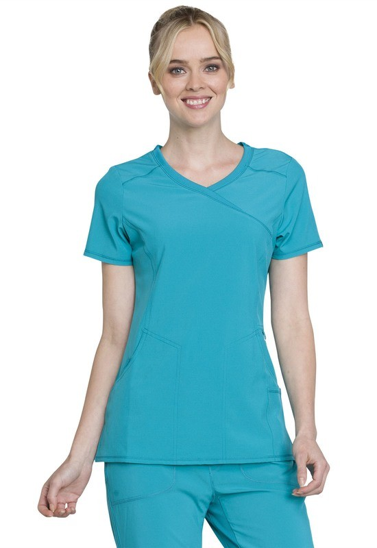 Casacca CHEROKEE INFINITY 2625A Colore Teal Blue