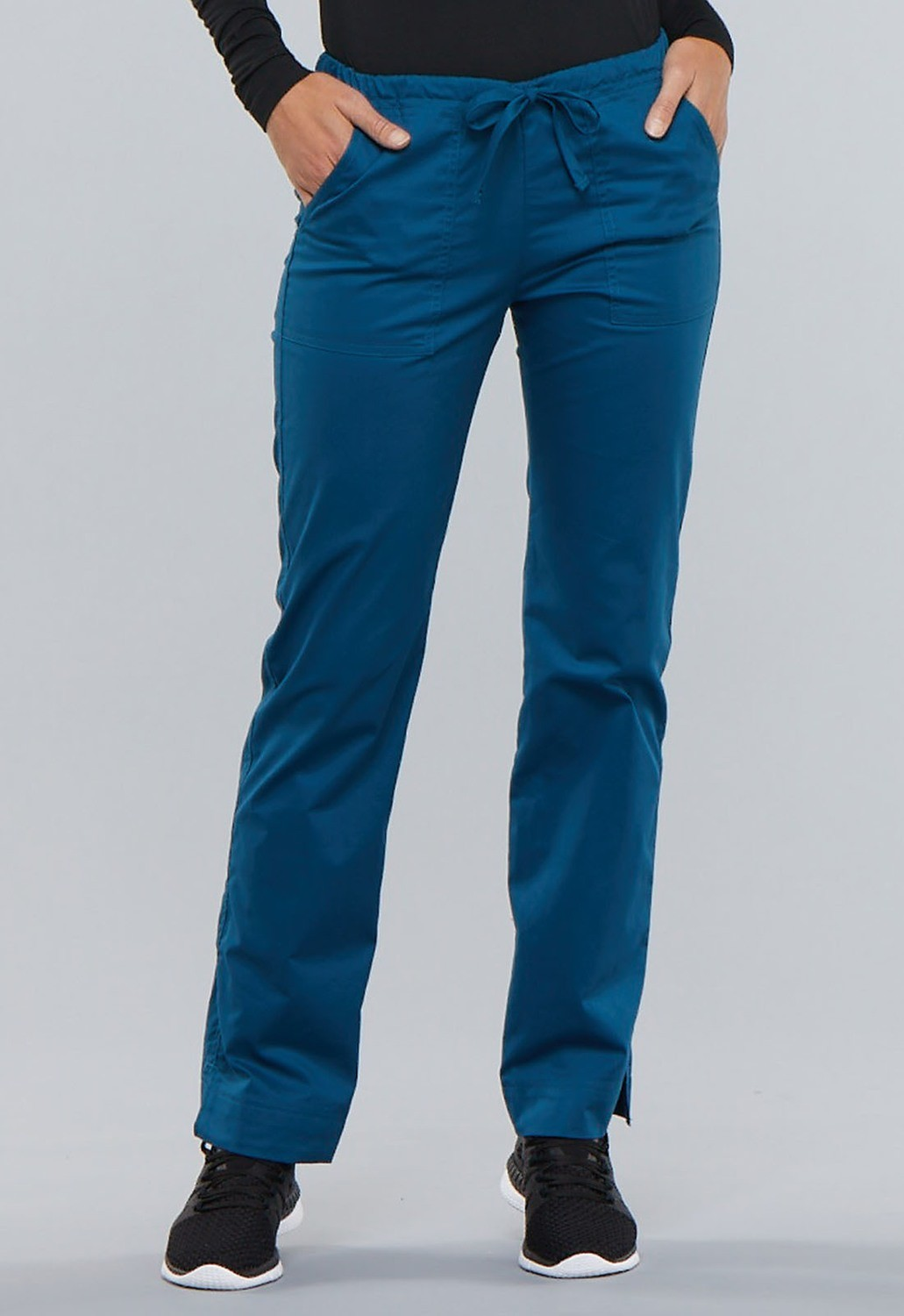 Pantalone CHEROKEE CORE STRETCH 4203 Colore Caribbean Blue