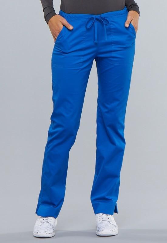 Pantalone CHEROKEE CORE STRETCH 4203 Colore Royal Blue