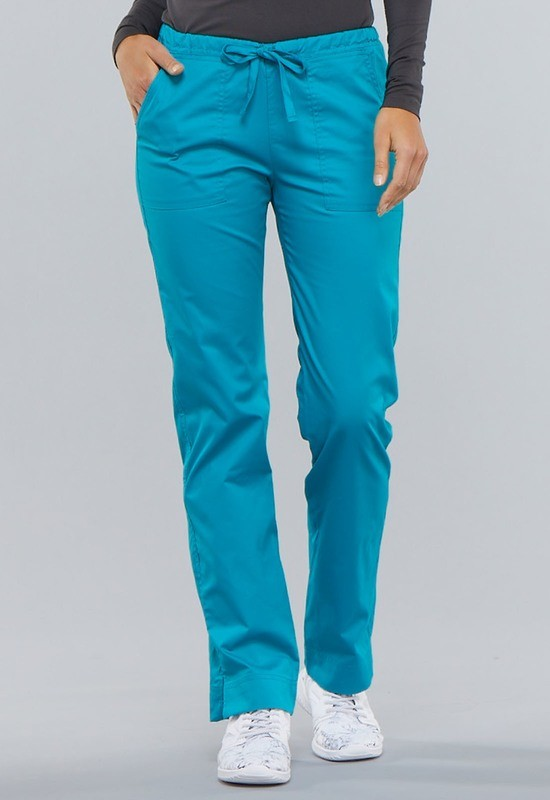 Pantalone CHEROKEE CORE STRETCH 4203 Colore Teal Blue