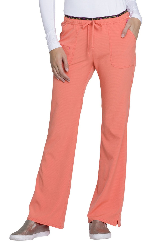 Pantalone HEARTSOUL 20110 Donna Colore Orange Pop