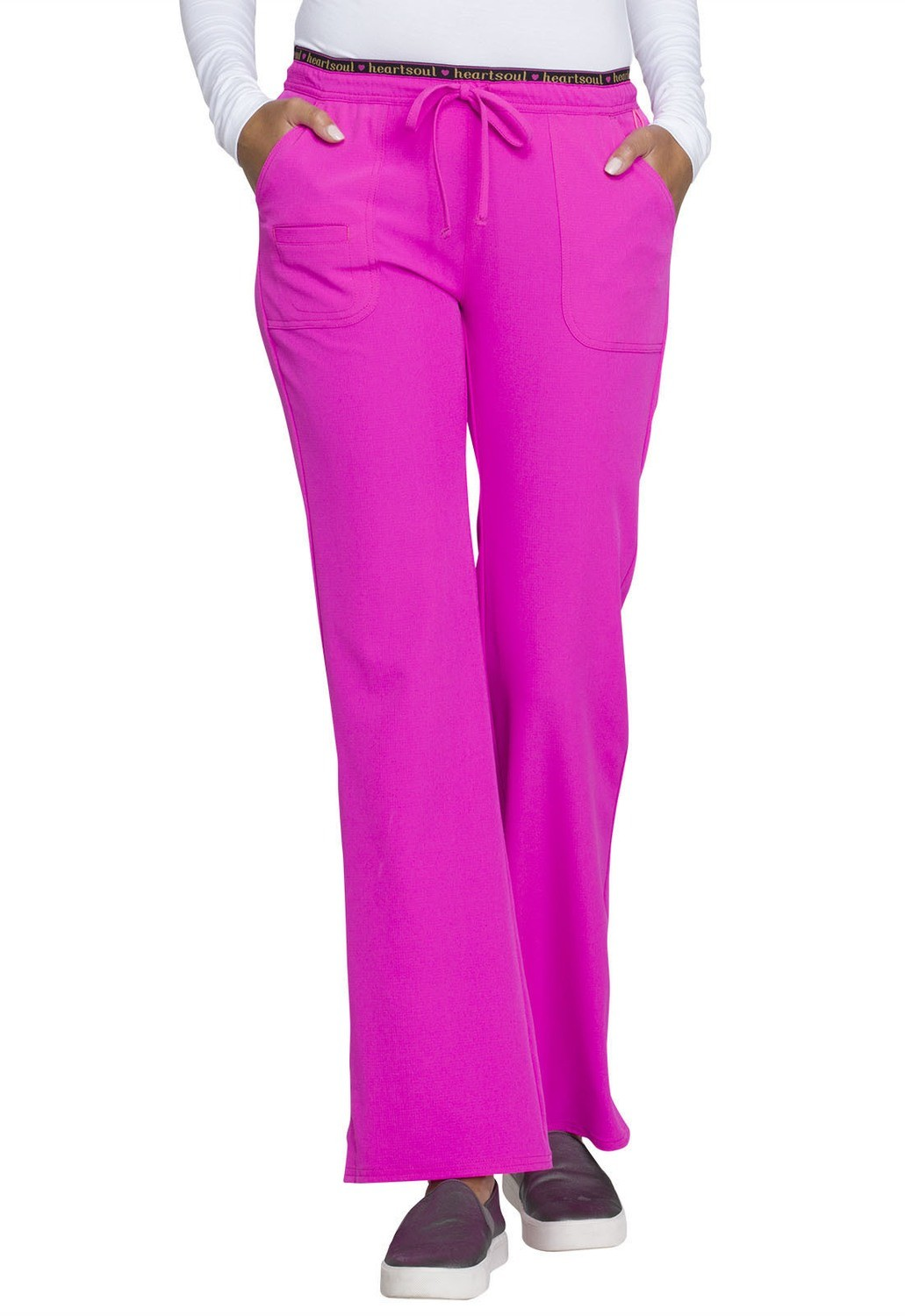 Pantalone HEARTSOUL 20110 Donna Colore Berry Perfect