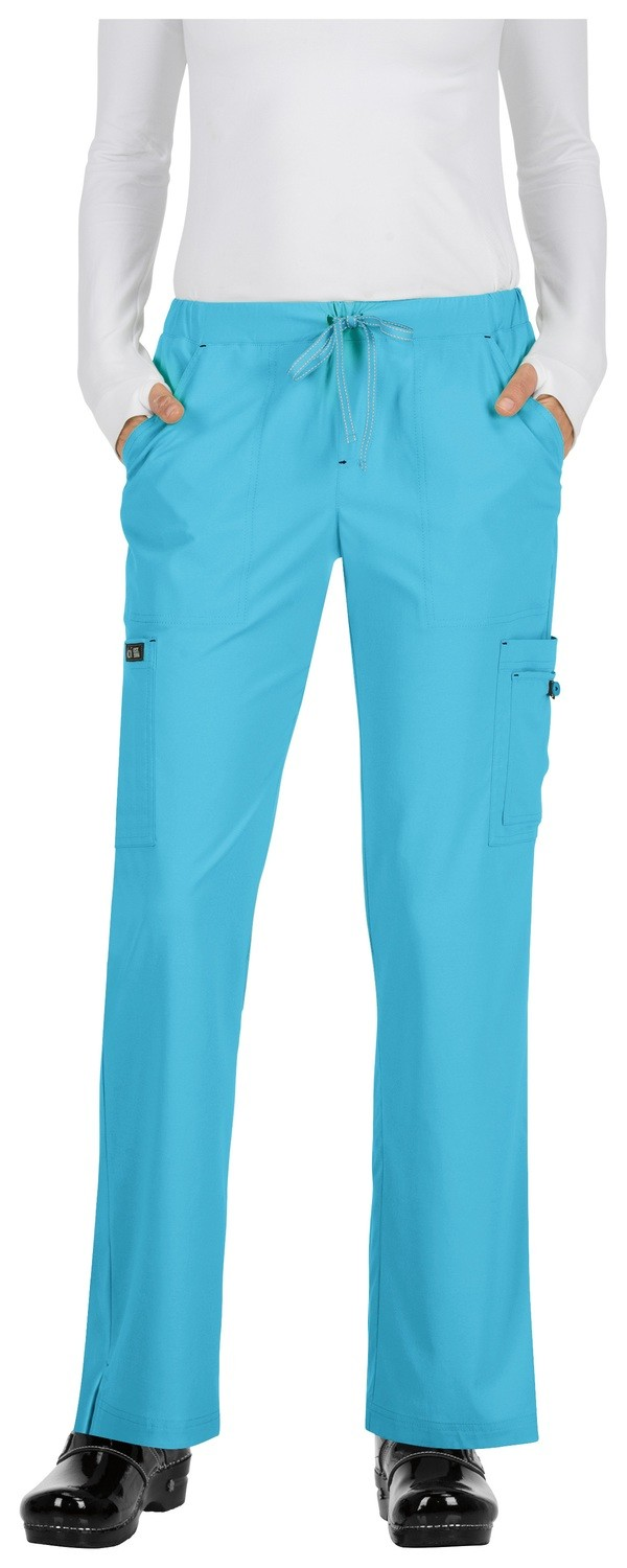 Pantalone KOI BASICS HOLLY Donna Colore 65. Electric Blue