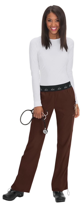 Pantalone KOI LITE SPIRIT Donna Colore 52. Espresso