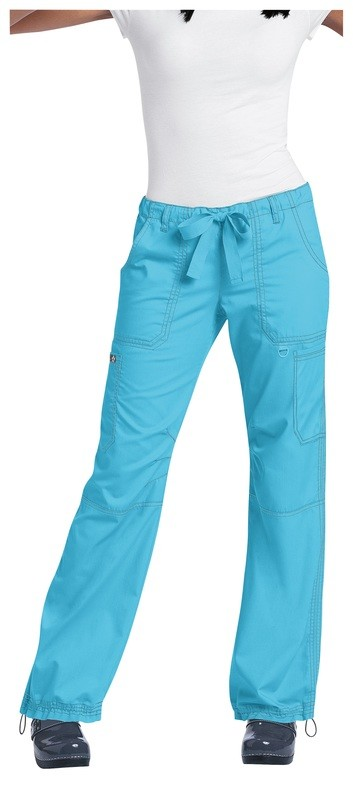 Pantalone KOI CLASSICS LINDSEY Donna Colore 65. Electric Blue