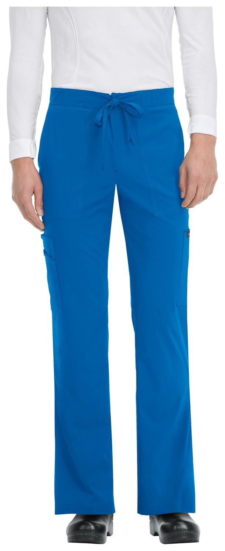 Pantalone KOI BASICS LUKE Uomo Colore 20. Royal Blue