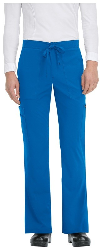Pantalone KOI BASICS LUKE Uomo Colore 20. Royal Blue