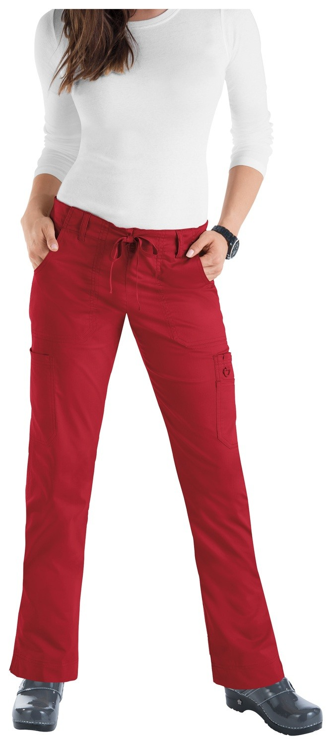 Pantalone KOI STRETCH LINDSEY Donna Colore 22. Ruby