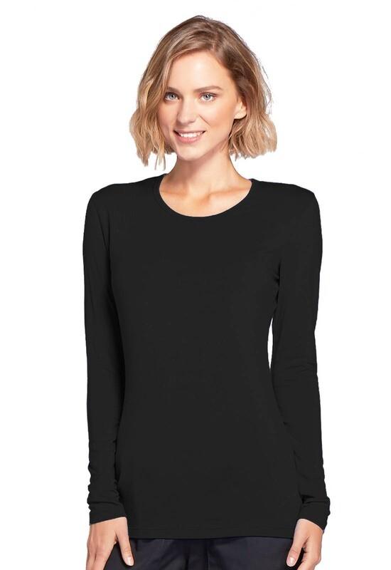 Maglietta CHEROKEE PROFESSIONALS 4881 Colore Black