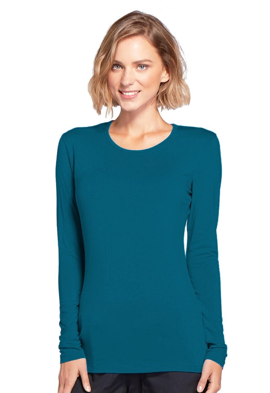 Maglietta CHEROKEE PROFESSIONALS 4881 Colore Caribbean Blue