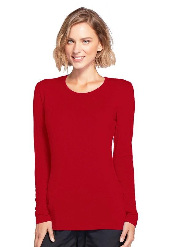 Maglietta CHEROKEE PROFESSIONALS 4881 Colore Red