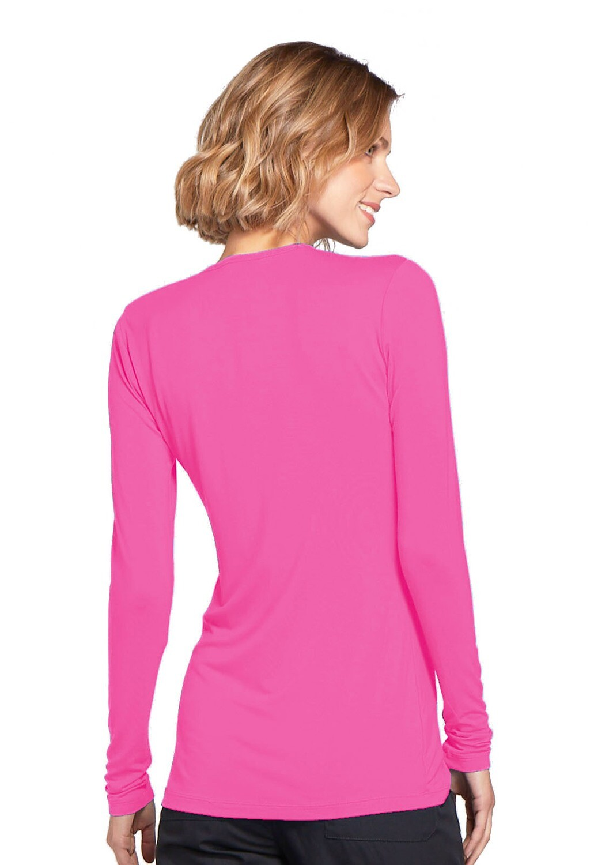Maglietta CHEROKEE PROFESSIONALS 4881 Colore Shocking Pink