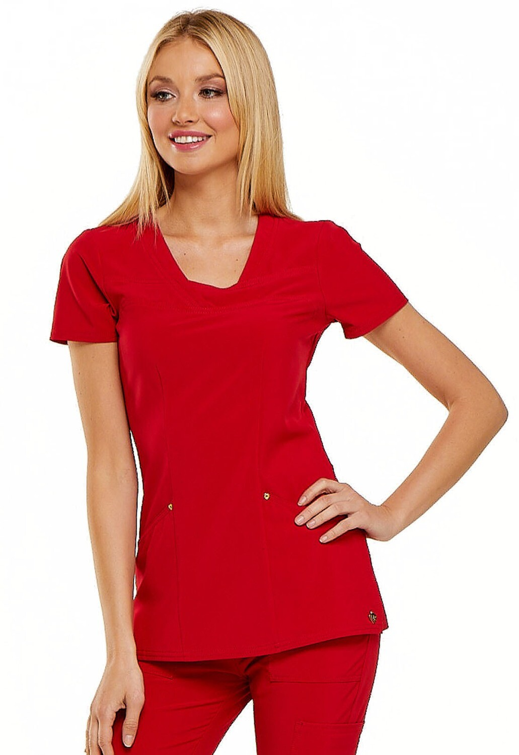 Casacca HEARTSOUL HS665 Donna Colore Red