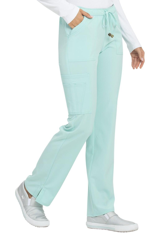 Pantalone HEARTSOUL HS025 Donna Colore Aqua Serene
