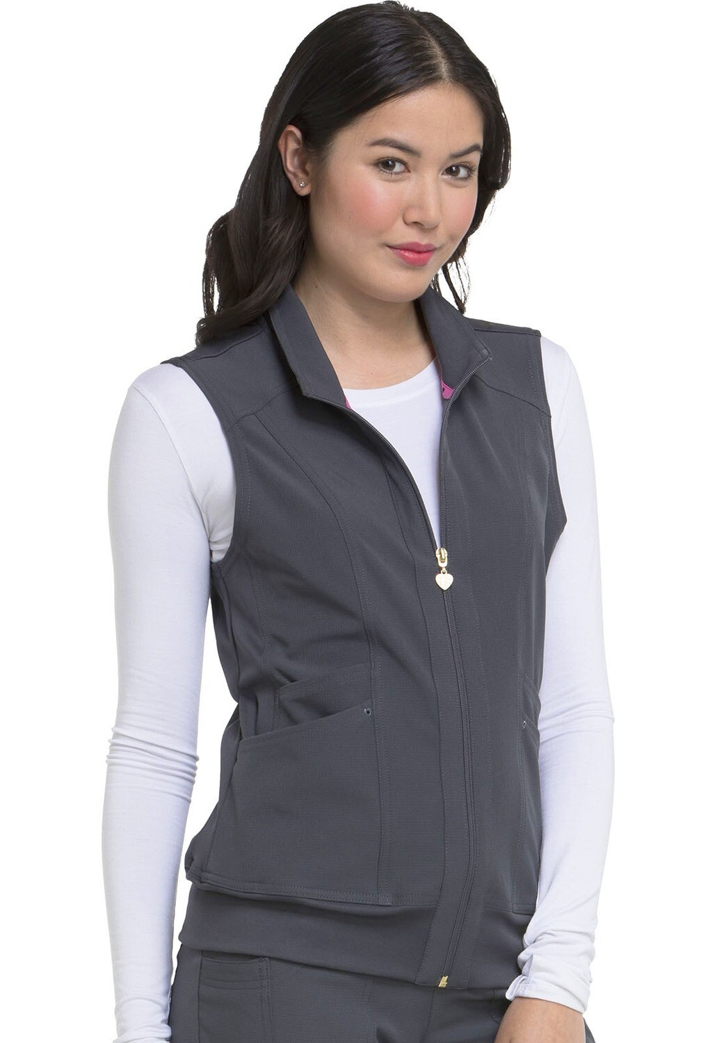 Giacca HEARTSOUL HS500 Donna Colore Pewter