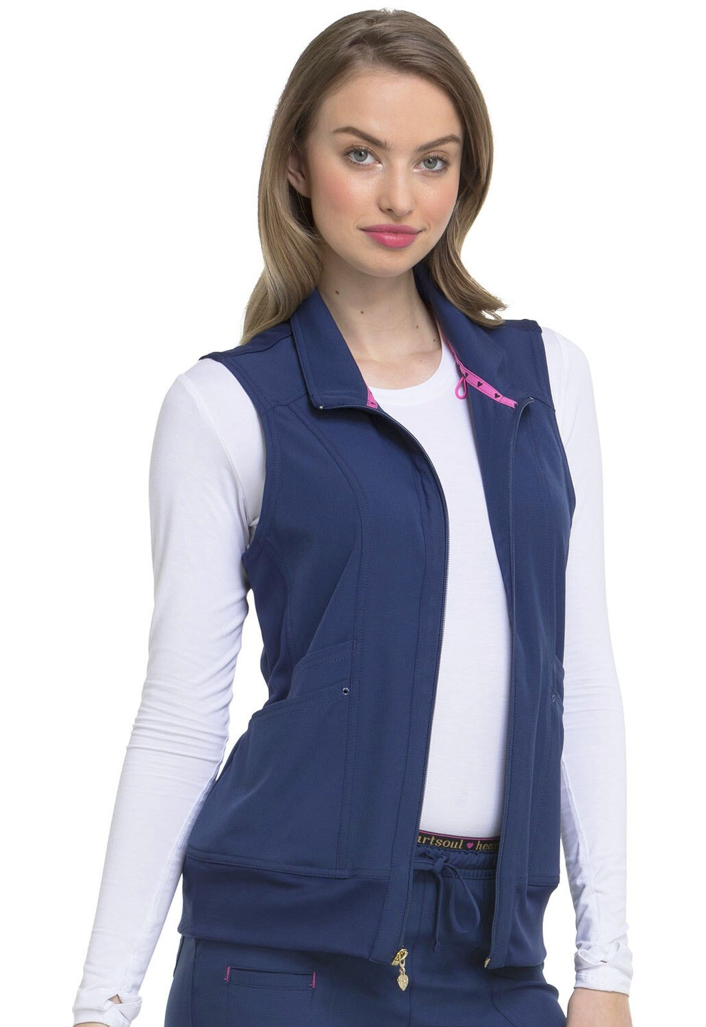 Giacca HEARTSOUL HS500 Donna Colore Navy