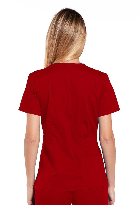 Casacca CHEROKEE CORE STRETCH 4710 Colore Red