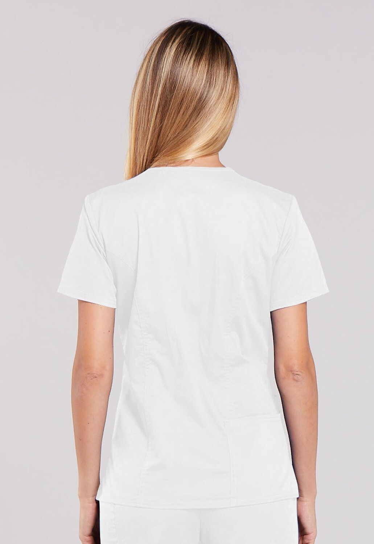 Casacca CHEROKEE CORE STRETCH 4710 Colore White